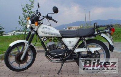 1981 Cagiva SST 125