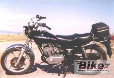 1982 Cagiva SX 250 photo