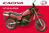 1983 Cagiva STX 350 Ala Rossa photo