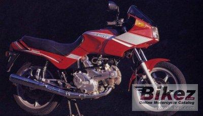 1985 Cagiva 650 Alazzurra