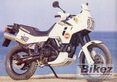 1988 Cagiva Elefant 750 photo