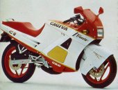 1988 Cagiva 125 C 9 Freccia photo