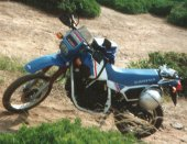 1991 Cagiva Elefant 350 photo