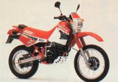 1991 Cagiva T4 500 E photo