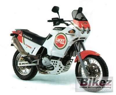 1991 Cagiva Elefant 900 i.e. photo