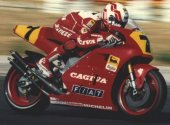 1991 Cagiva 125 Mito photo