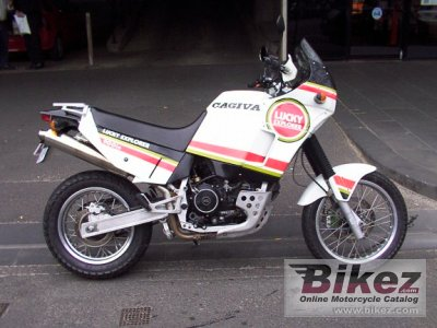 1992 Cagiva Elefant 900 i.e. Lucky Strike photo