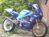 1992 Cagiva 125 Mito photo