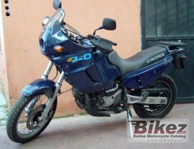 1996 Cagiva E 750 Elefant photo