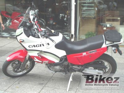 1997 Cagiva E 900 Elefant photo