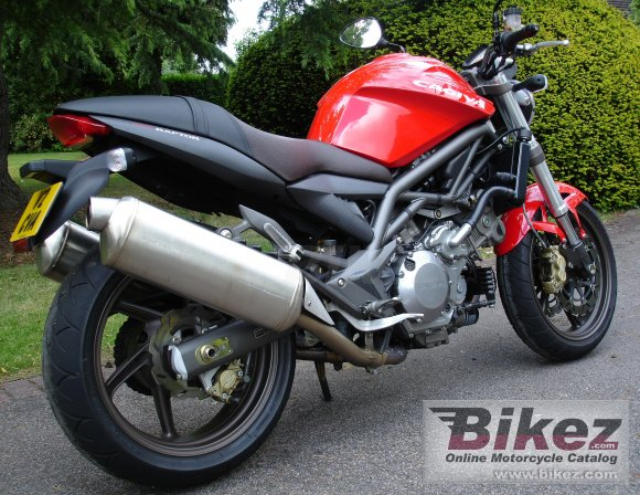 2000 Cagiva Raptor 1000 photo