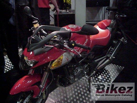 2000 Cagiva V-Raptor 1000