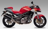 2001 Cagiva V-Raptor 1000 photo