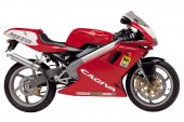 2001 Cagiva Mito 125 photo