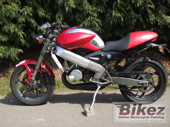 2001 Cagiva Planet 125 photo