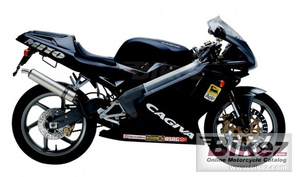 2002 Cagiva Mito 125 photo