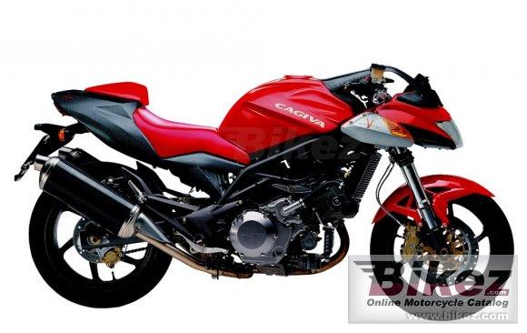2002 Cagiva V-Raptor 1000