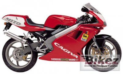 2003 Cagiva Mito 125 photo
