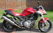 2003 Cagiva V-Raptor 1000 photo
