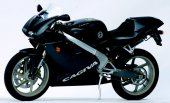 2004 Cagiva Mito 125 photo