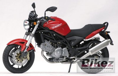 2004 Cagiva Raptor 650 photo