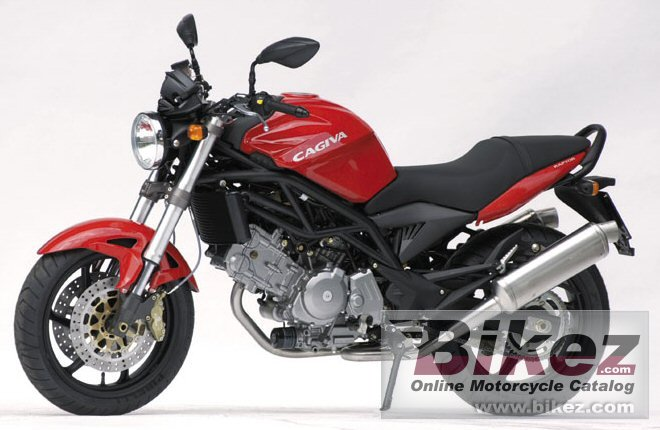 Big Cagiva raptor 650 picture and wallpaper from Bikez.com