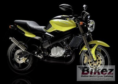 2004 Cagiva Raptor 125 photo