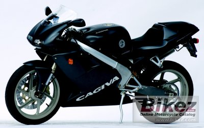 2005 Cagiva Mito 125 photo