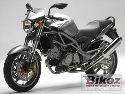 2005 Cagiva Raptor 650 photo