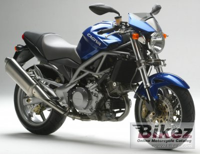 2005 Cagiva Raptor 1000 photo