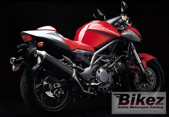 2006 Cagiva V Raptor 1000 photo