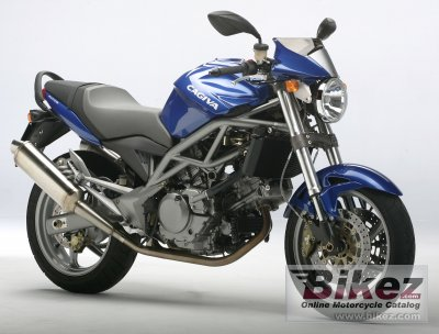 2006 Cagiva Raptor 650 i.e. photo