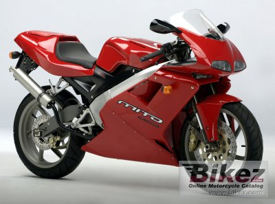 2006 Cagiva Mito 125 photo