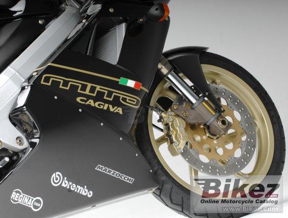 2007 Cagiva Mito 125