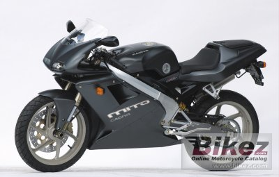 2007 Cagiva Mito 125 photo