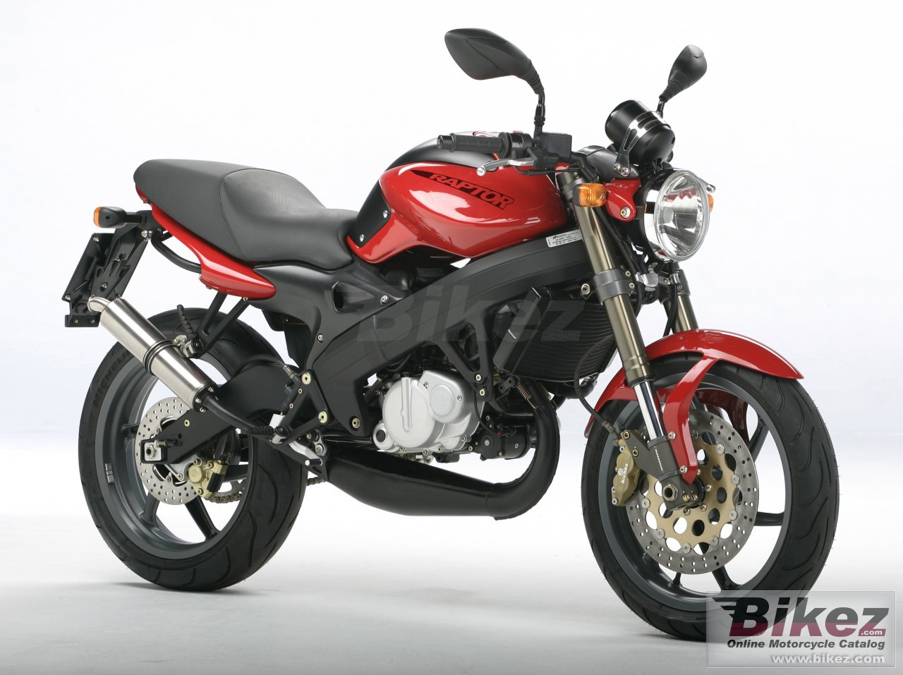 Big Cagiva raptor 125 picture and wallpaper from Bikez.com