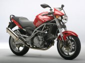 2007 Cagiva Raptor 650 photo