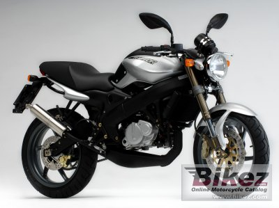2008 Cagiva Raptor 125 photo