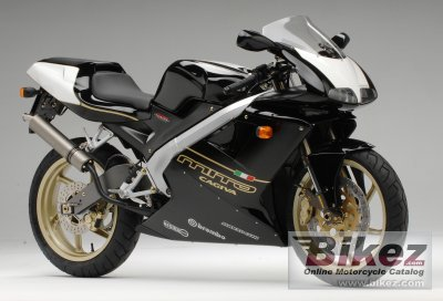 2008 Cagiva Mito 125 Oro photo
