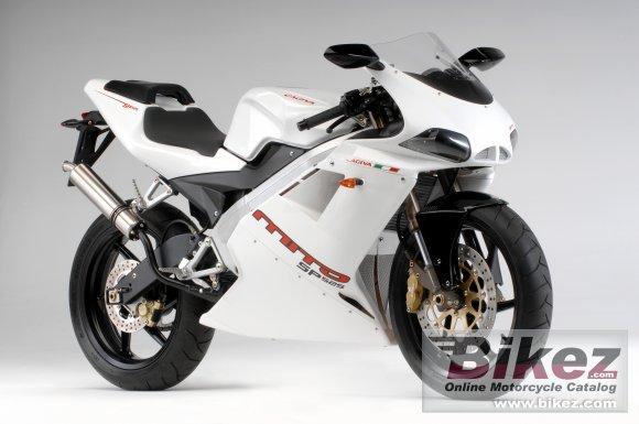 2012 Cagiva Mito SP525