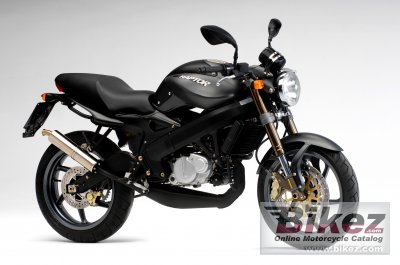 2012 Cagiva Raptor 125 photo