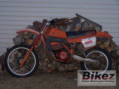 1980 Can-Am MX6 400 photo