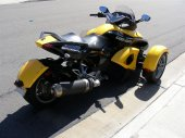 2007 Can-Am Spyder Roadster