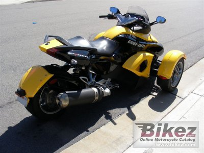 2007 Can-Am Spyder Roadster photo