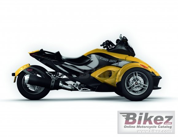 2008 Can-Am Spyder Roadster photo