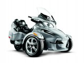2010 Can-Am Spyder RT photo