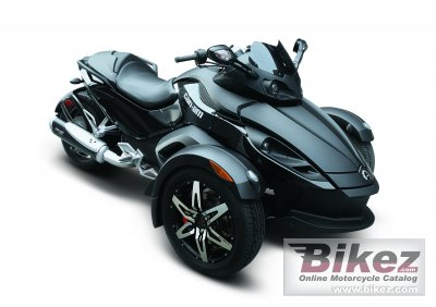 2010 Can-Am Spyder RS photo