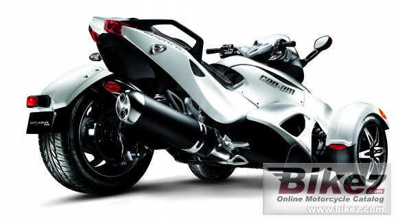 2010 Can-Am Spyder RS-S photo