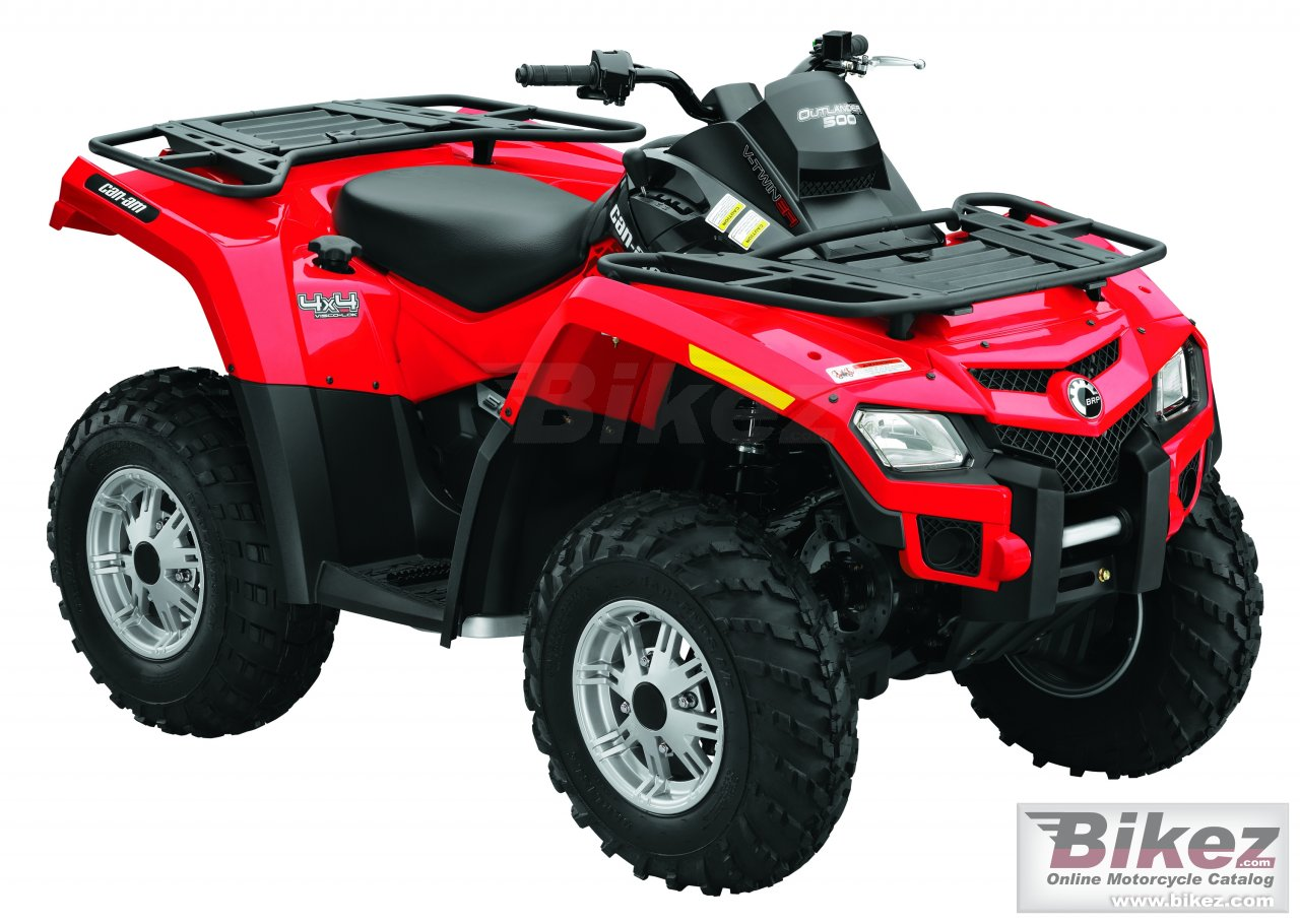 Can-Am Outlander 500 EFI