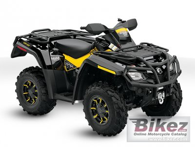 can am click to submit more pictures 2010 can am outlander 500 efi xt